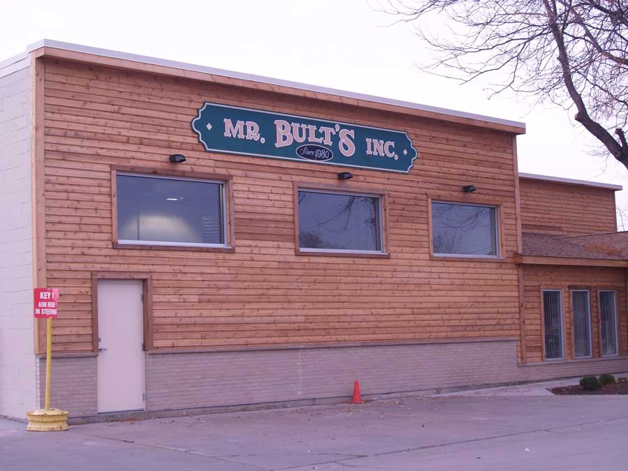 Mr Bults Inc Dispatch